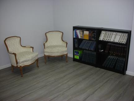 Jewish Library Fort Greene